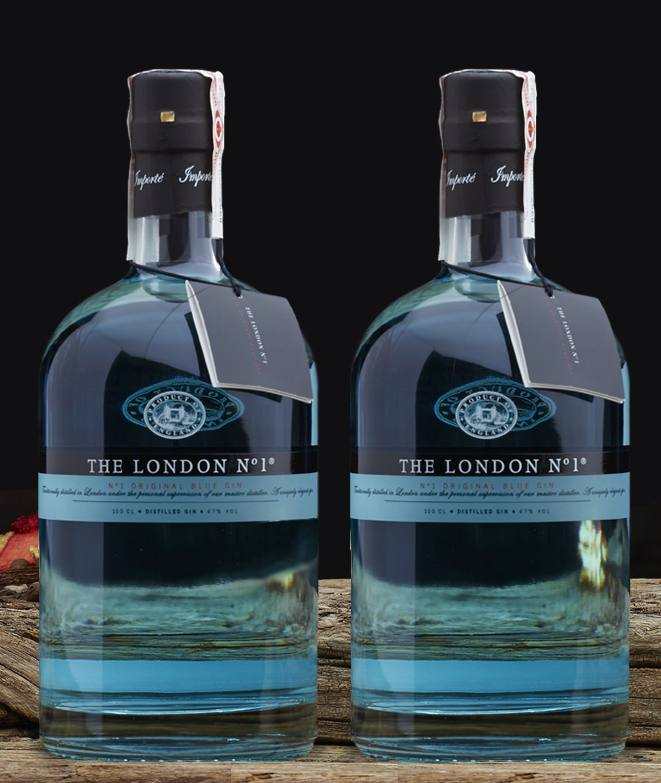 London Nº1 1L - Pack 2 Botellas
